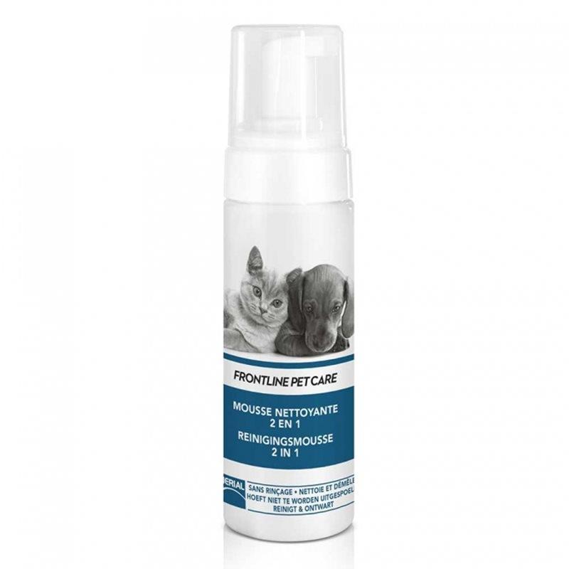 Frontline Pet Care Clean Foam, 150 ml imagine