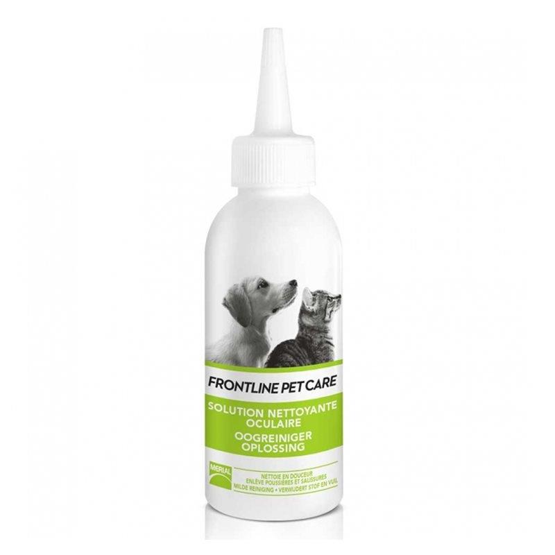Frontline Pet Care Eye Cleaner, 125 ml imagine
