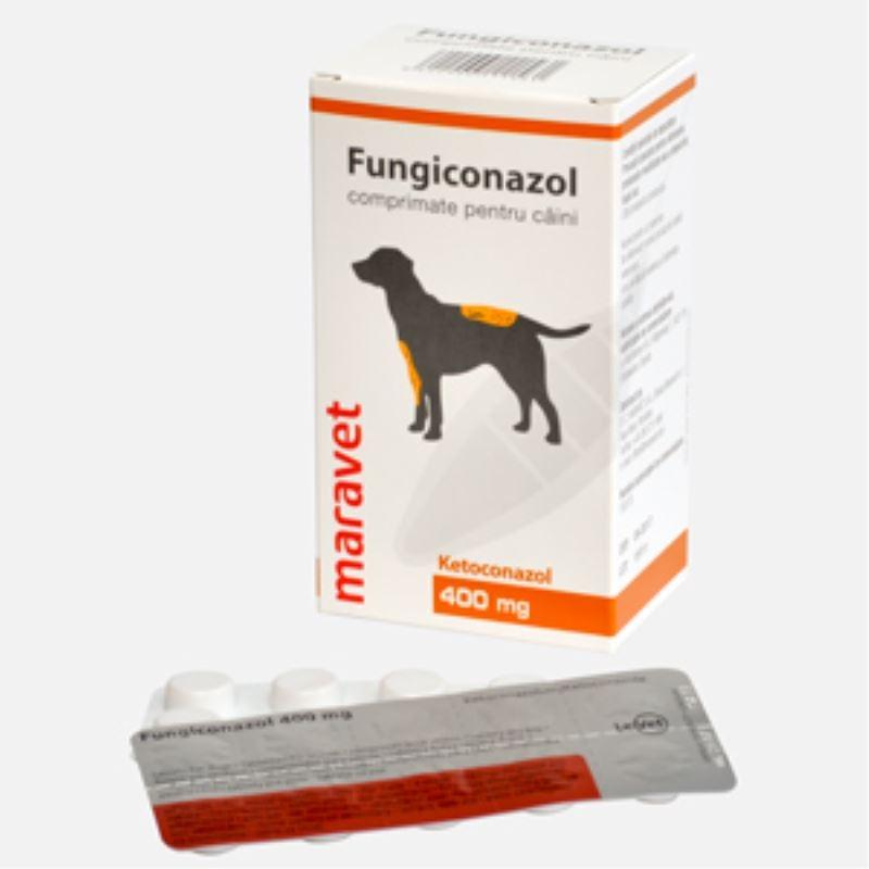 Fungiconazol 400 mg, 20 comprimate imagine