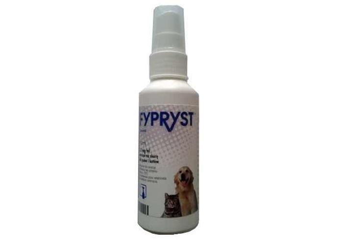 Fypryst Spray 250 Ml- Antiparazitar Extern Fypryst