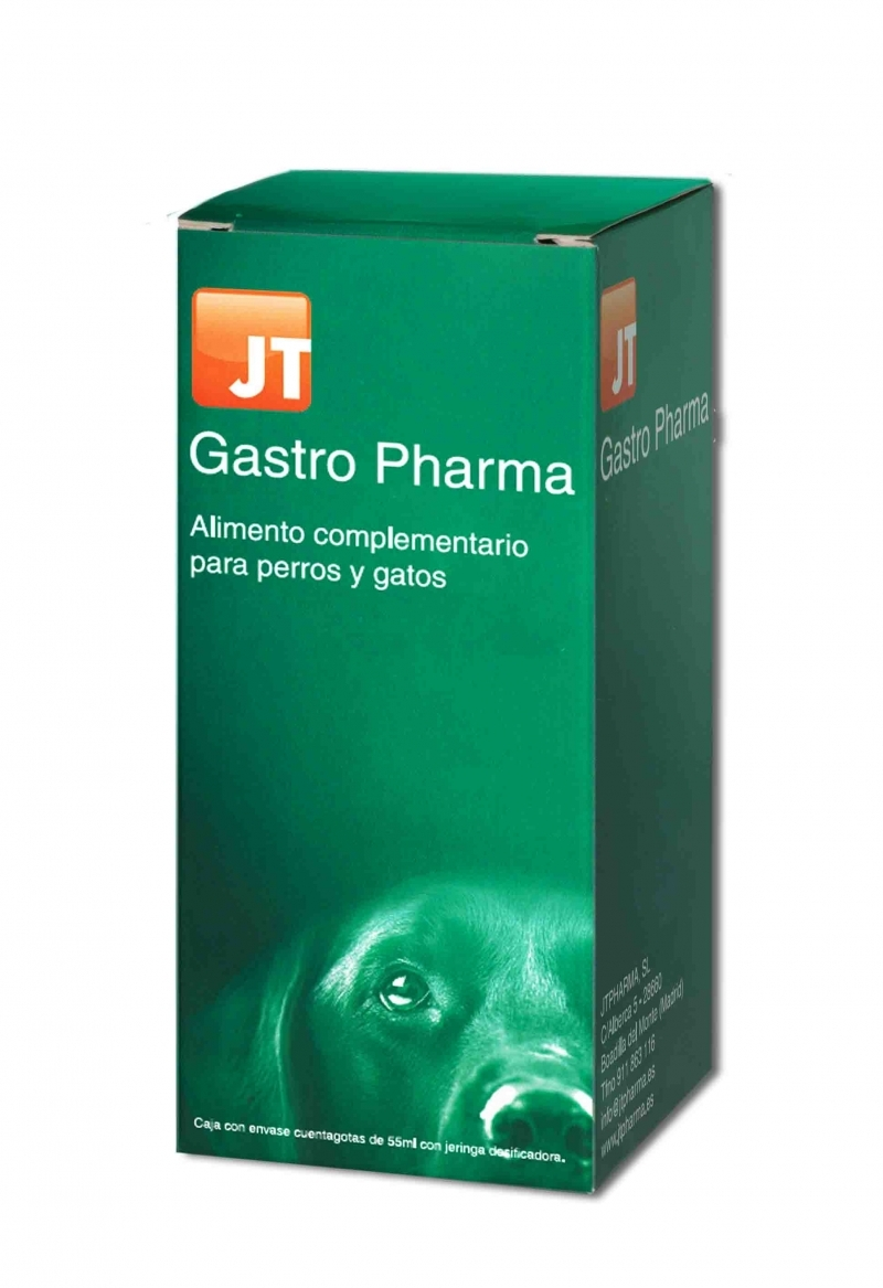 JT - GASTRO PHARMA 55 ML imagine