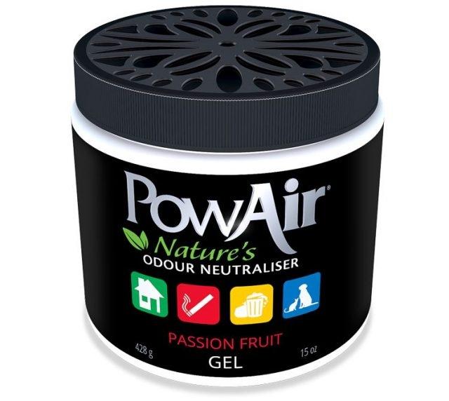 PowAir Gel, Passion Fruit, 400g imagine