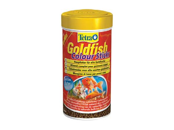 TETRA GOLDFISH STICKS COLOR 250ml imagine