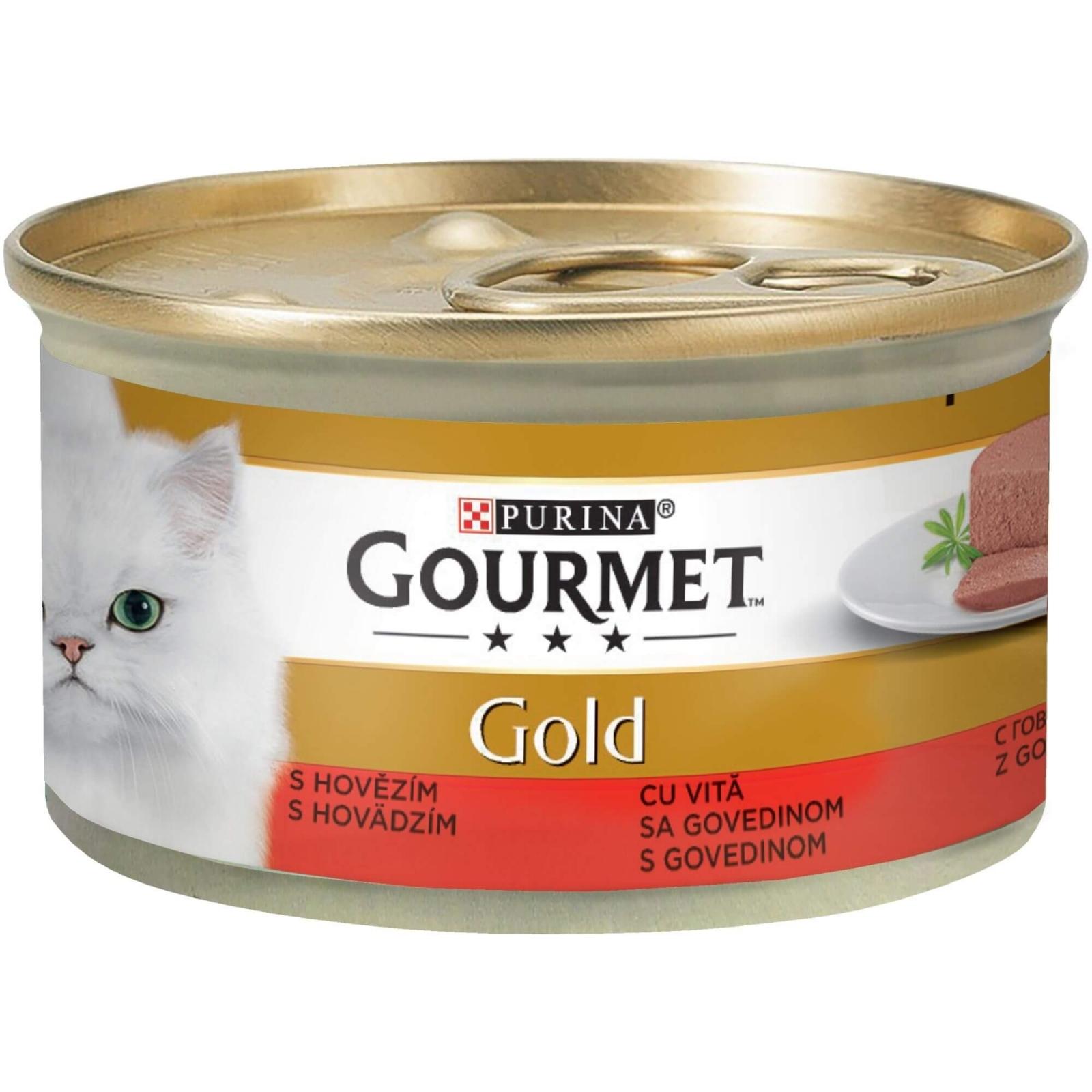 Gourmet Gold Mousse cu Vita, 85 g imagine