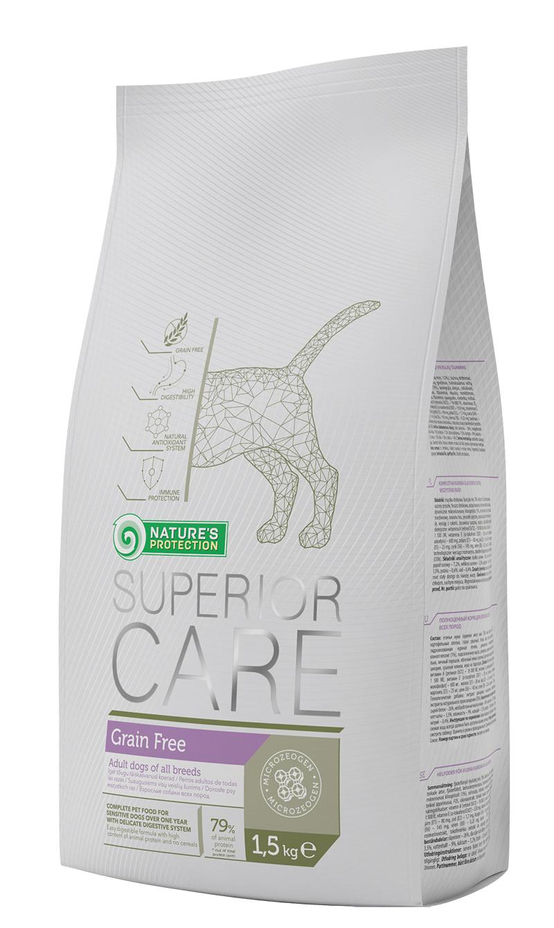 Imagine Natures Protection Superior Care No Grain 1.5 Kg