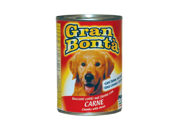 Gran Bonta Dog Carne Conserva 1,23 Kg imagine