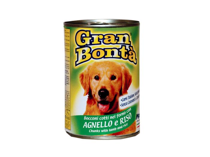 Gran Bonta Dog Miel-Orez Conserva 400 g imagine