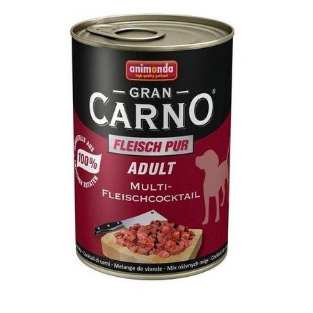 Hrana umeda caini, Grancarno Adult Dog Multifleisch-Cocktail, 400 g imagine