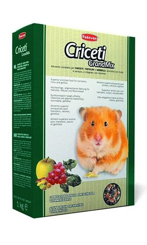 Hrana Grandmix Hamster 1 Kg imagine