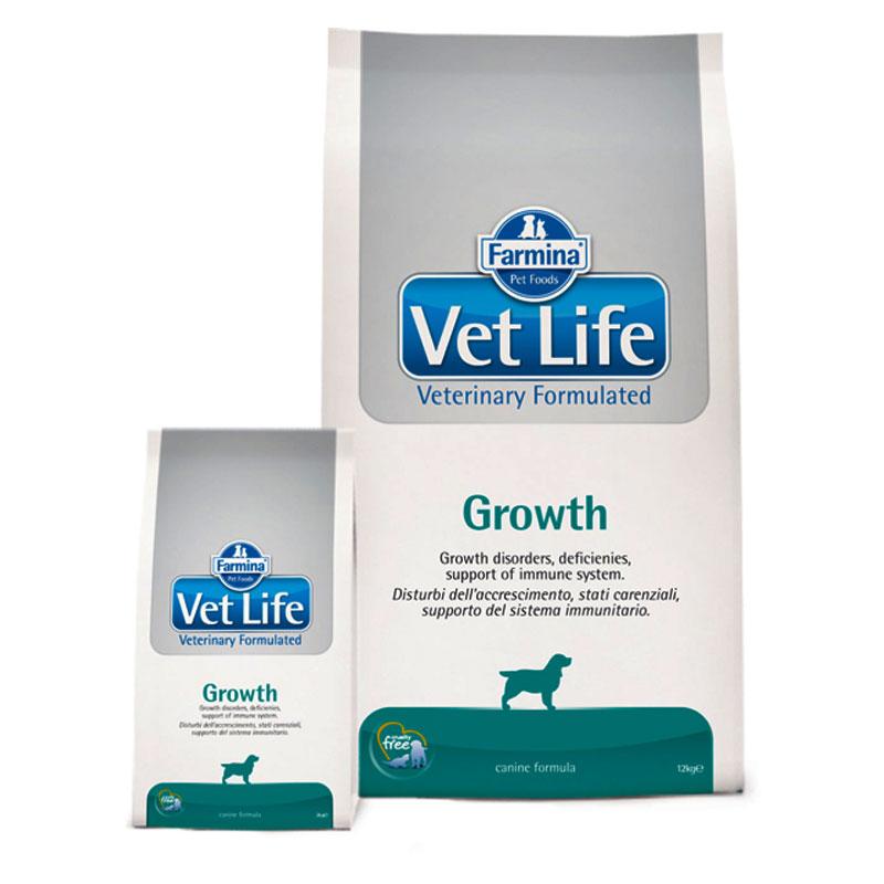 Vet Life Dog Growth 12 kg imagine