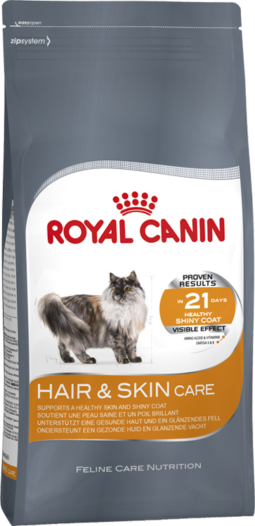 Royal Canin Feline Hair & Skin Care 400g