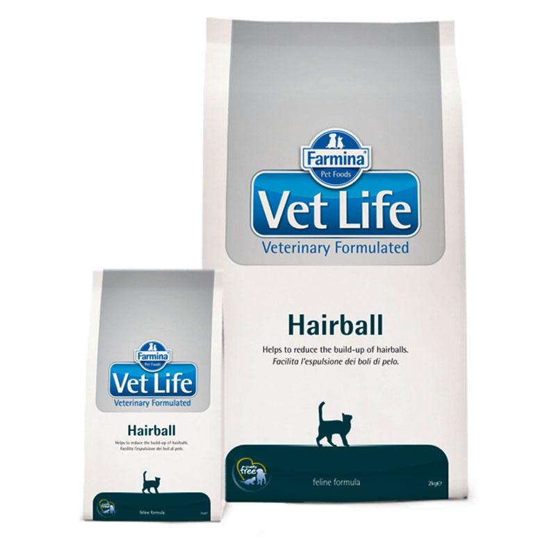 Vet Life Cat Hairball, 2 kg imagine