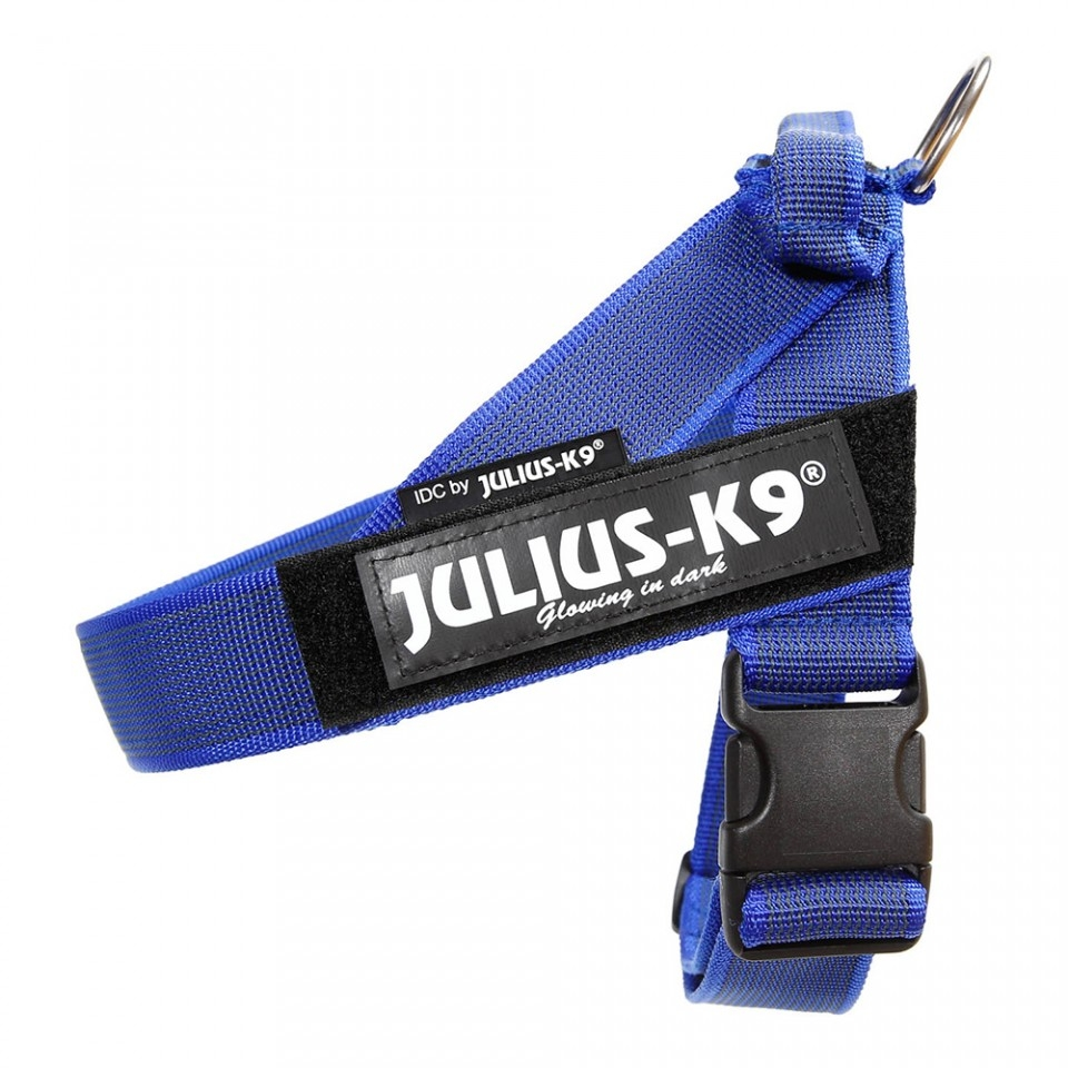 Ham Banda IDC, Marimea 0 (14- 25 kg), albastru imagine