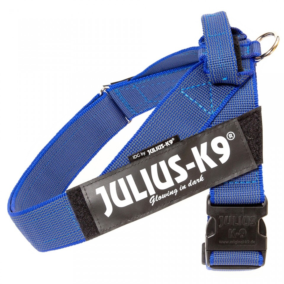 Ham Banda IDC, Marimea 2 (28 - 40 kg), albastru imagine