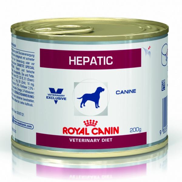 Royal canin hepatic dog 200 g 7 59 ron petmart petshop for Clou arredi farmacie