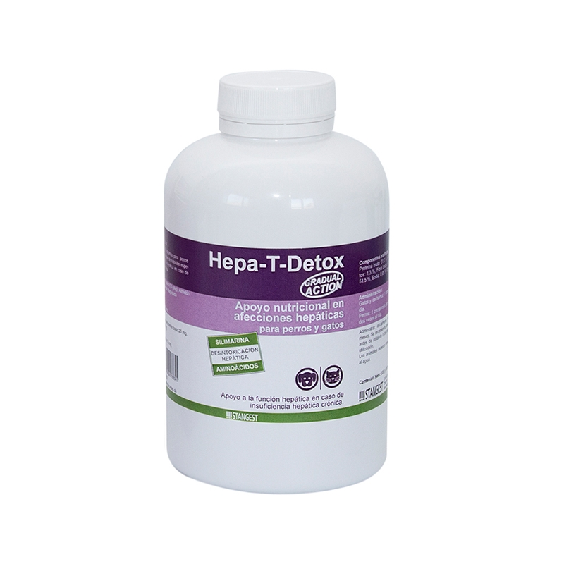 Hepa-T-Detox, 60 tbl imagine