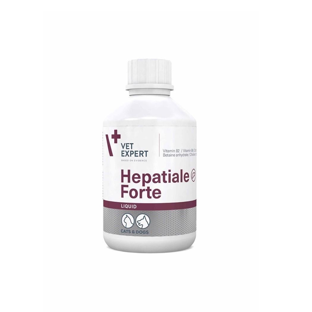Hepatiale Forte Liquid, 250 ml imagine