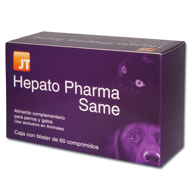 JT - HEPATO PHARMA SAME 60 TABLETE imagine