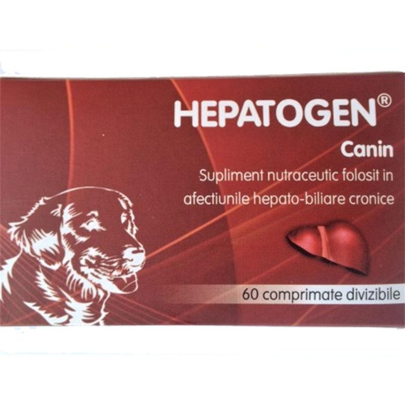 Hepatogen Canin x 60 comprimate imagine