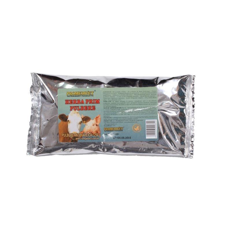 Herba Prim pulbere, 250 g imagine