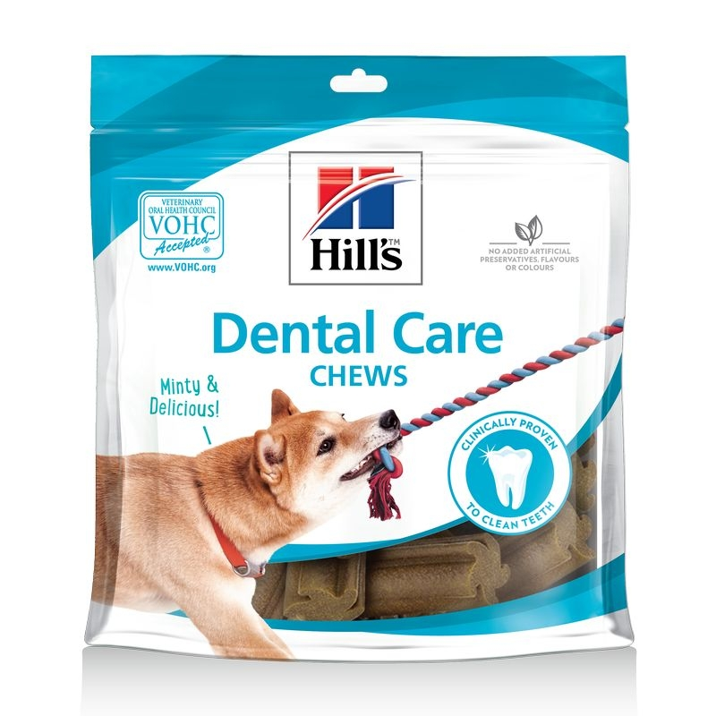 Hill's Canine Dental Care Chews, 170 g imagine