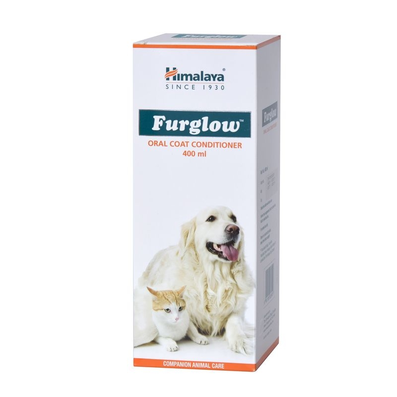 Himalaya Furglow Lichid, 400 ml imagine