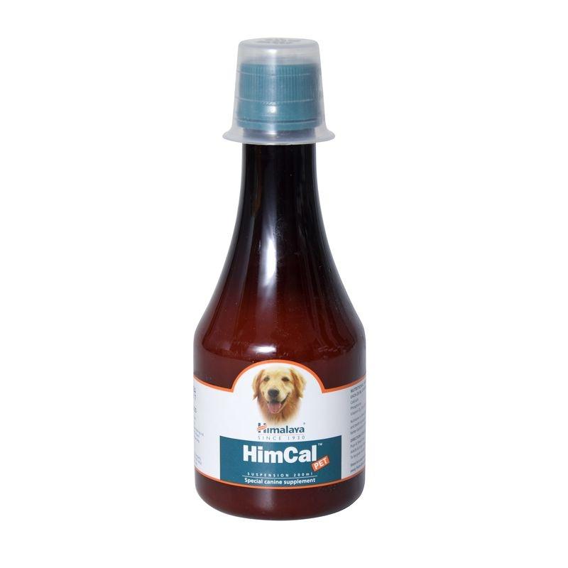 Himalaya HimCAL PET Suspension, 200 ml imagine