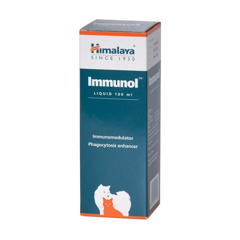 Himalaya Immunol Liquid, 100 ml imagine
