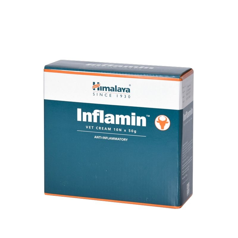 Himalaya Inflamin Vet Cream, 50 g imagine
