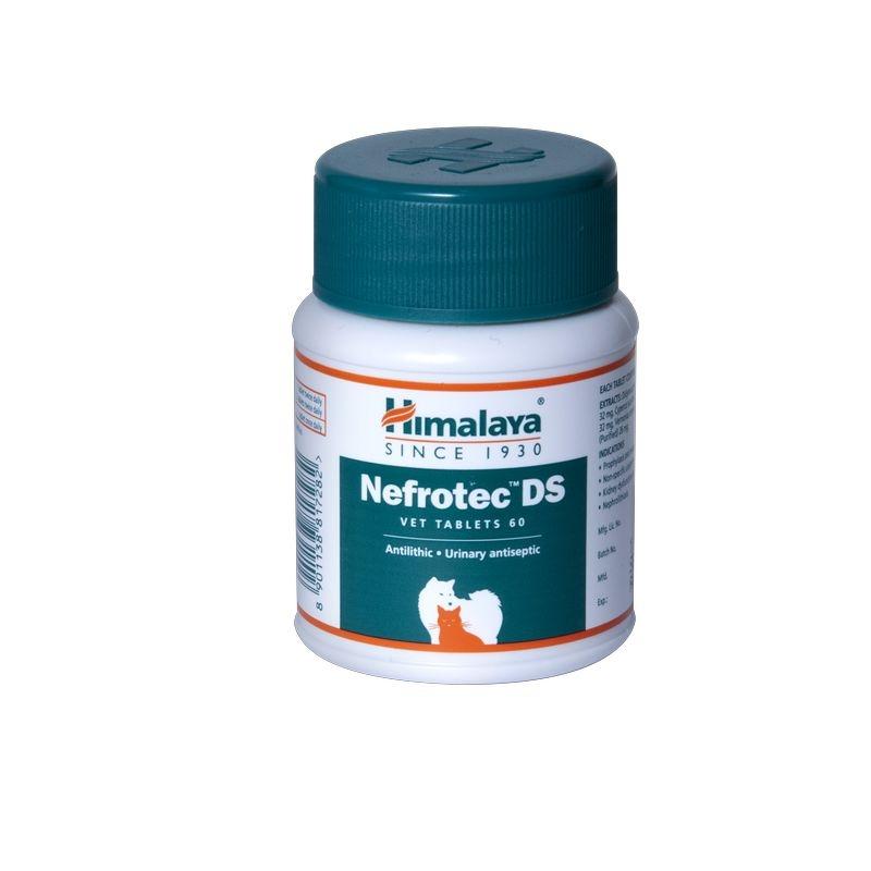 Himalaya Nefrotec DS, 60 tablete imagine