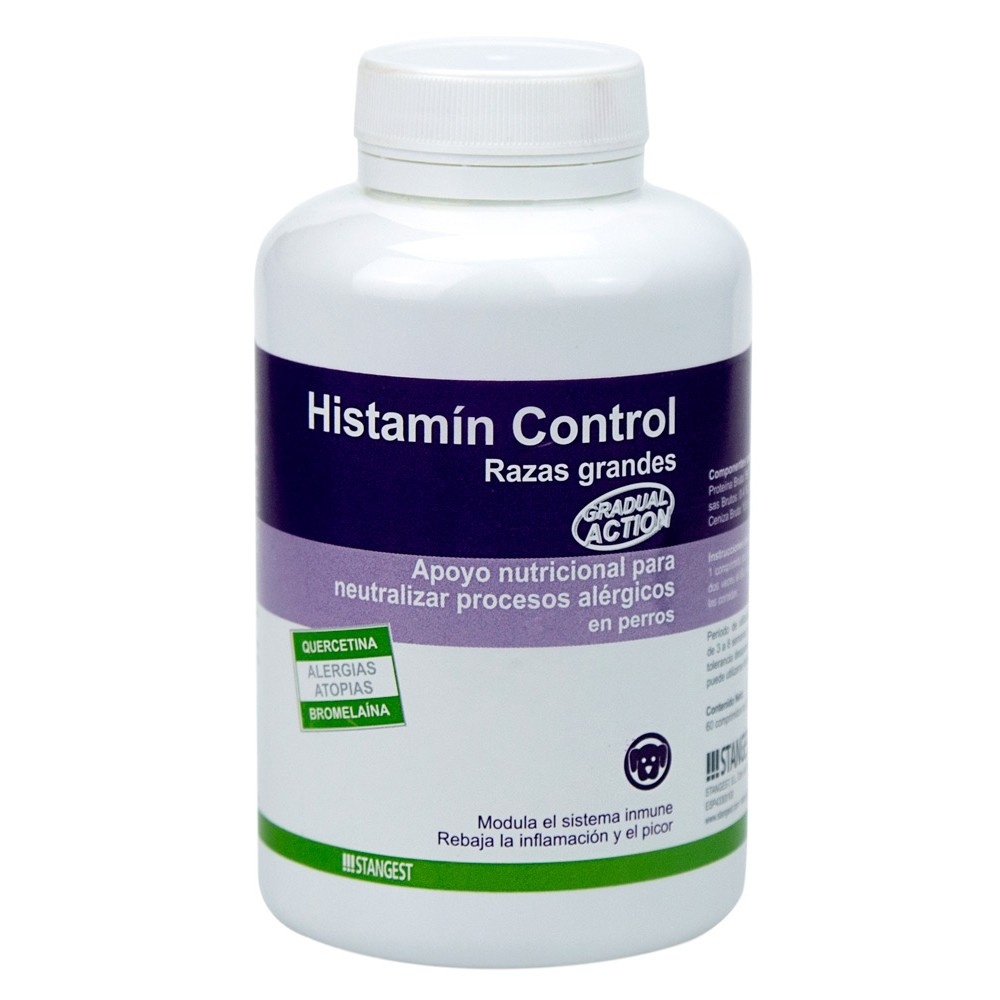 Imagine Histamin Control Large Breed Dogs 60 Tabs