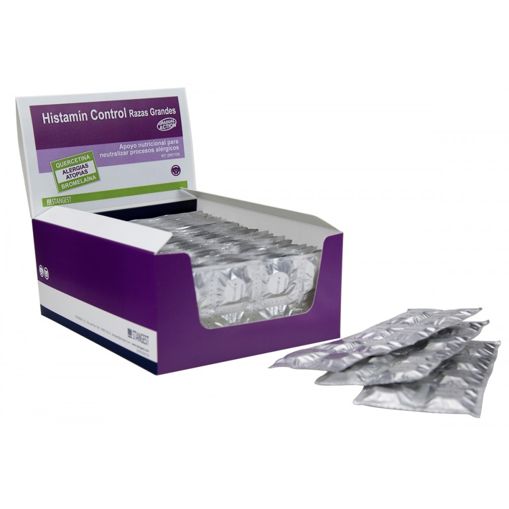 Imagine Histamin Control Large Breed Dogs 240 Tabs 30 Blisters