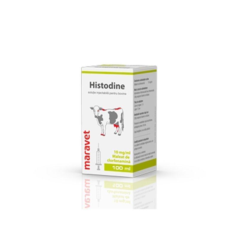 Histodine 10 mg/ml, 100 ml imagine