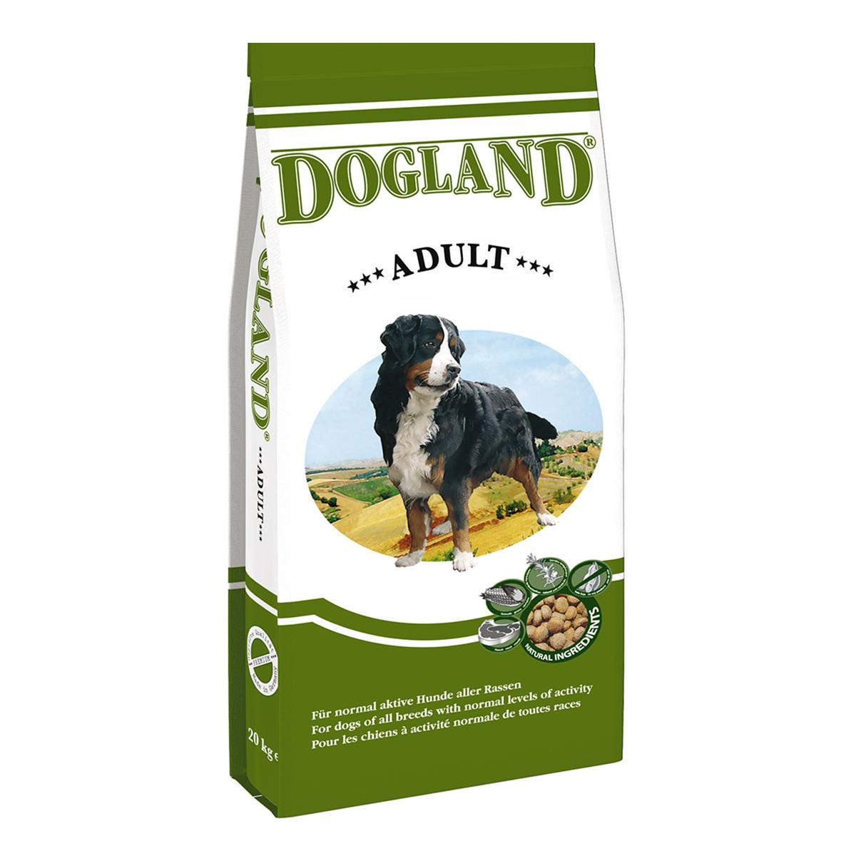 Dogland Dog Adult 15 kg imagine