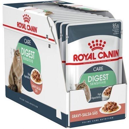Royal Canin Digest Sensitive, 12 Plicuri X 85 G imagine
