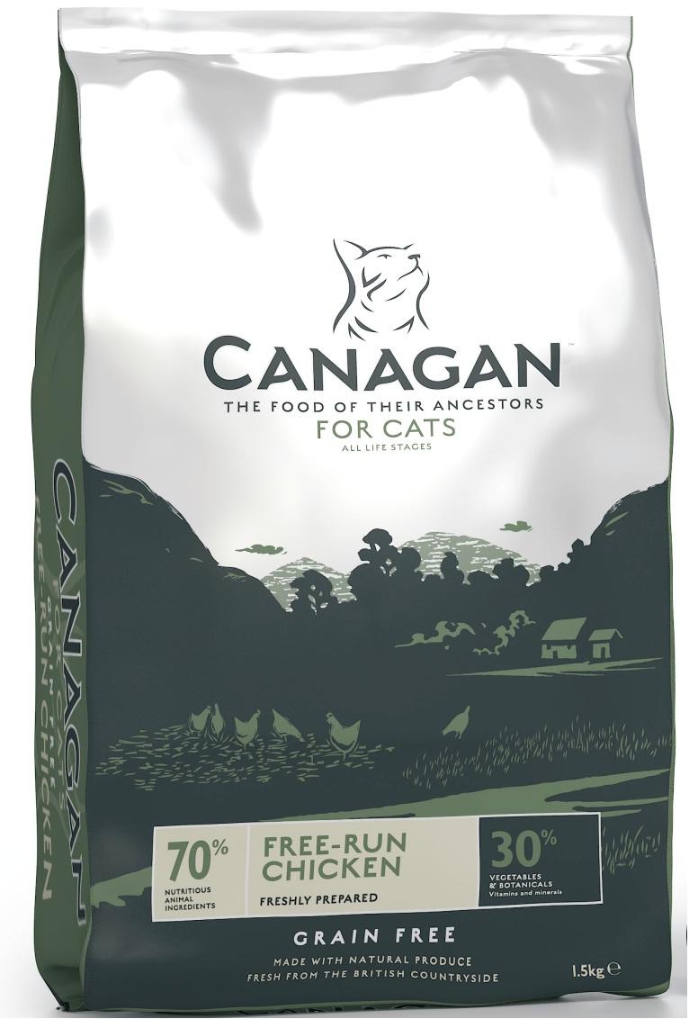 Canagan Cat Grain Free cu Pui 4kg imagine