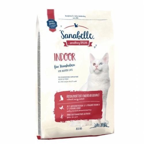 Hrana uscata pisici, Sanabelle Indoor, 10 kg imagine