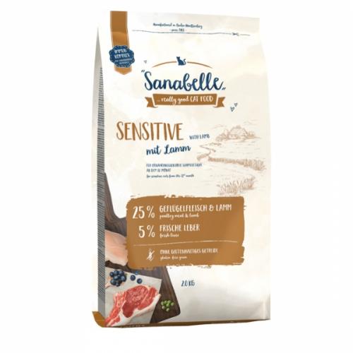Sanabelle Sensitive cu miel, 2 kg imagine