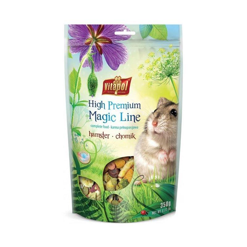 Hrana hamsteri Vitapol Magic Line, 350 g imagine