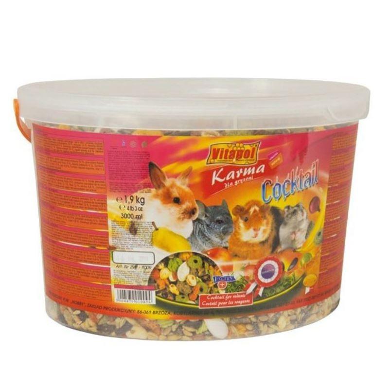 Hrana mix rozatoare Vitalpol, 1.9 kg imagine