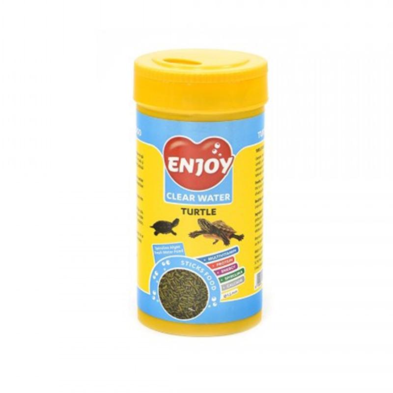Hrana broaste testoase, Enjoy Turtle Sticks, 250 ml imagine