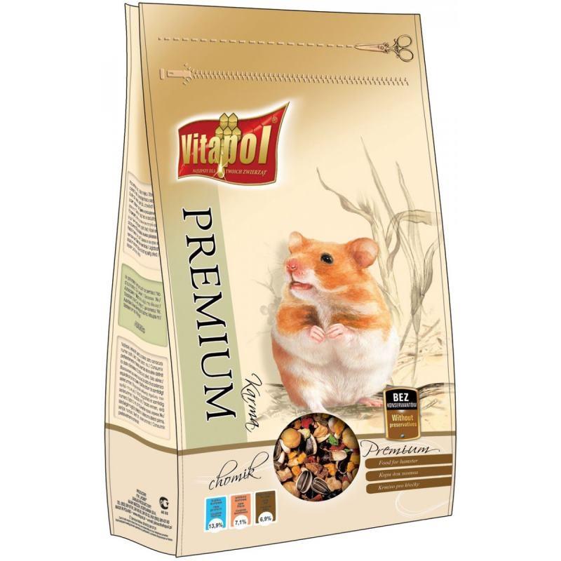 Hrana premium hamsteri Vitalpol, 900 g imagine