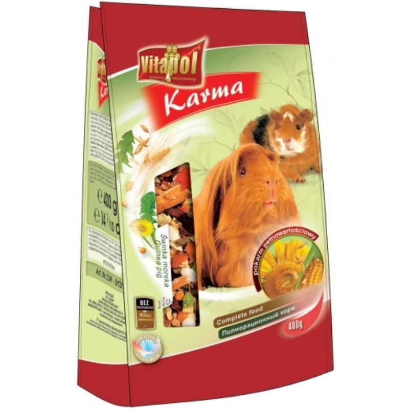 Hrana standard porcusor guineea, 400 g imagine