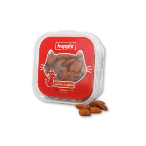 Recompense pisici, Hupple Cat Hairball Control, 60 g imagine
