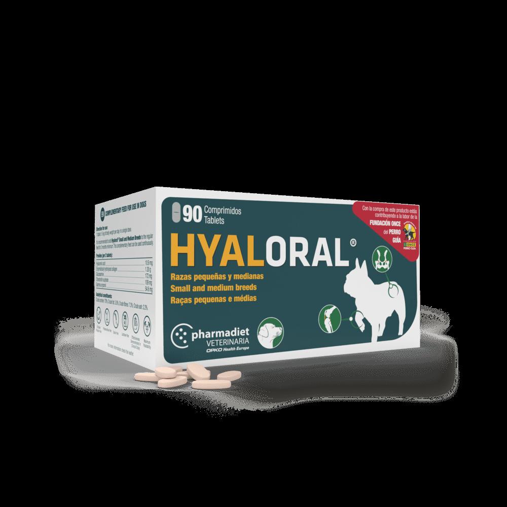 HyalOral Small & Medium Breed, 90 tablete imagine