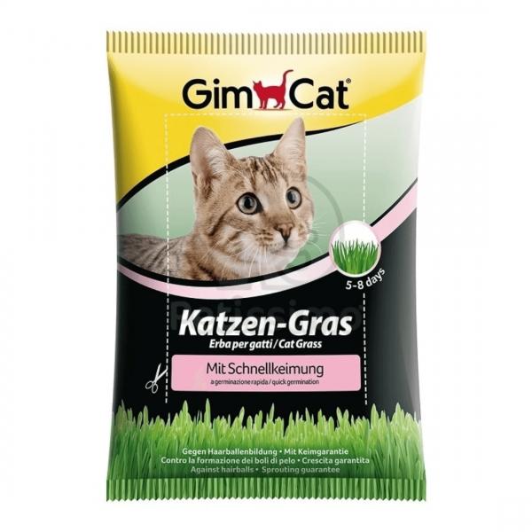 Iarba pentru pisici, Gimpet, 100 g imagine