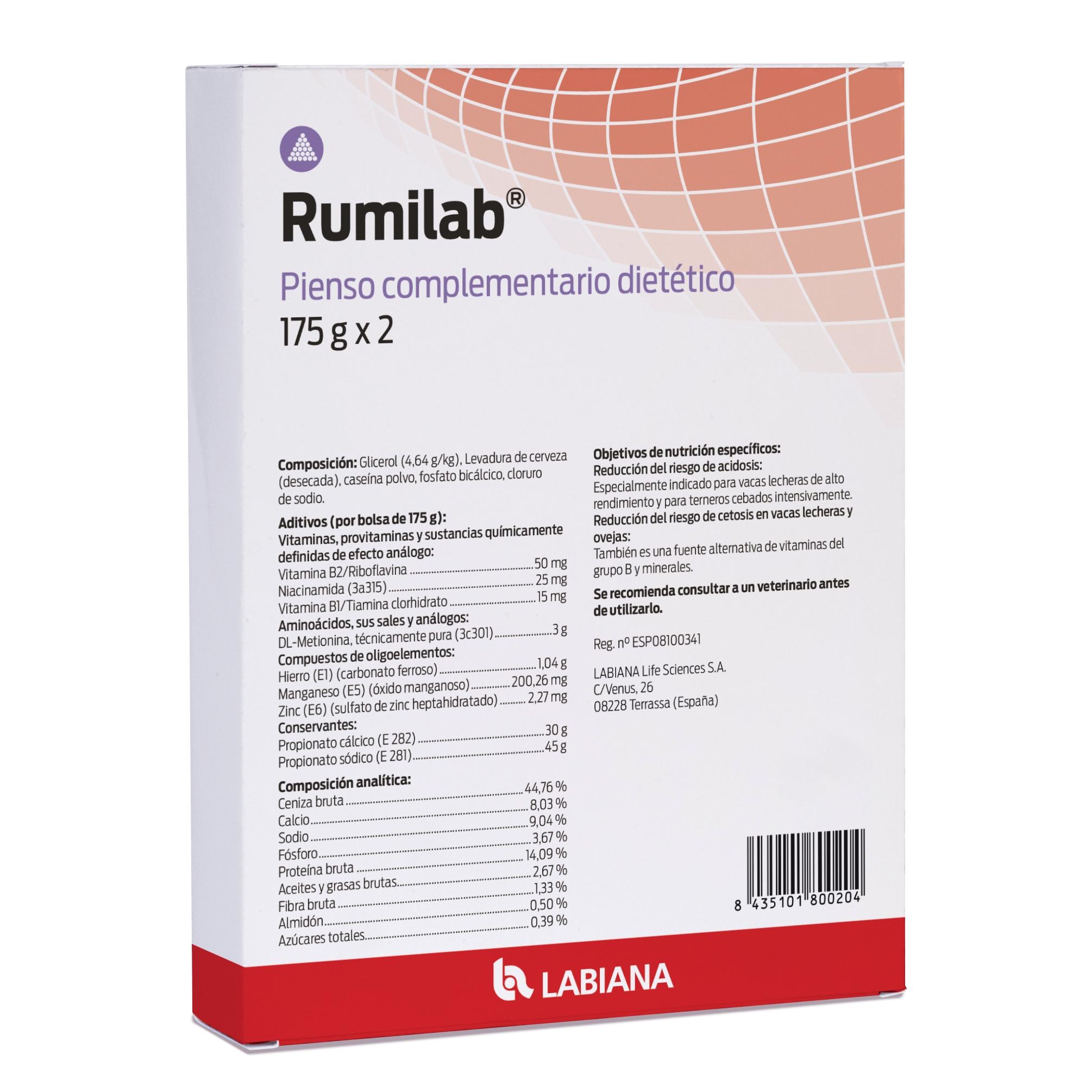Rumilab, 175 g x 2 imagine