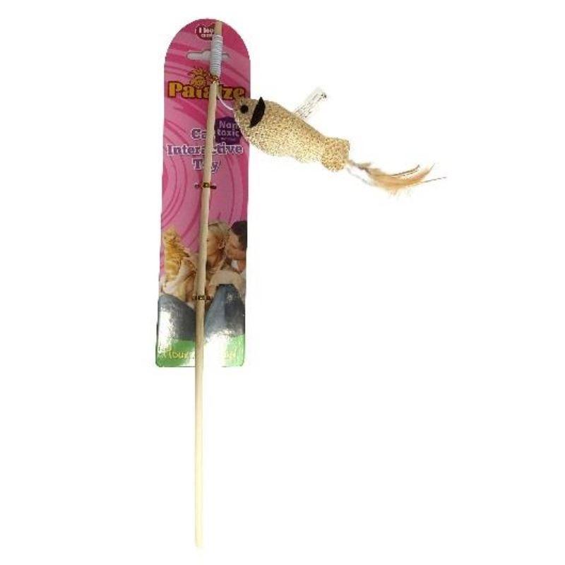Jucarie Paiatze Cat Undita Peste, 40 cm imagine