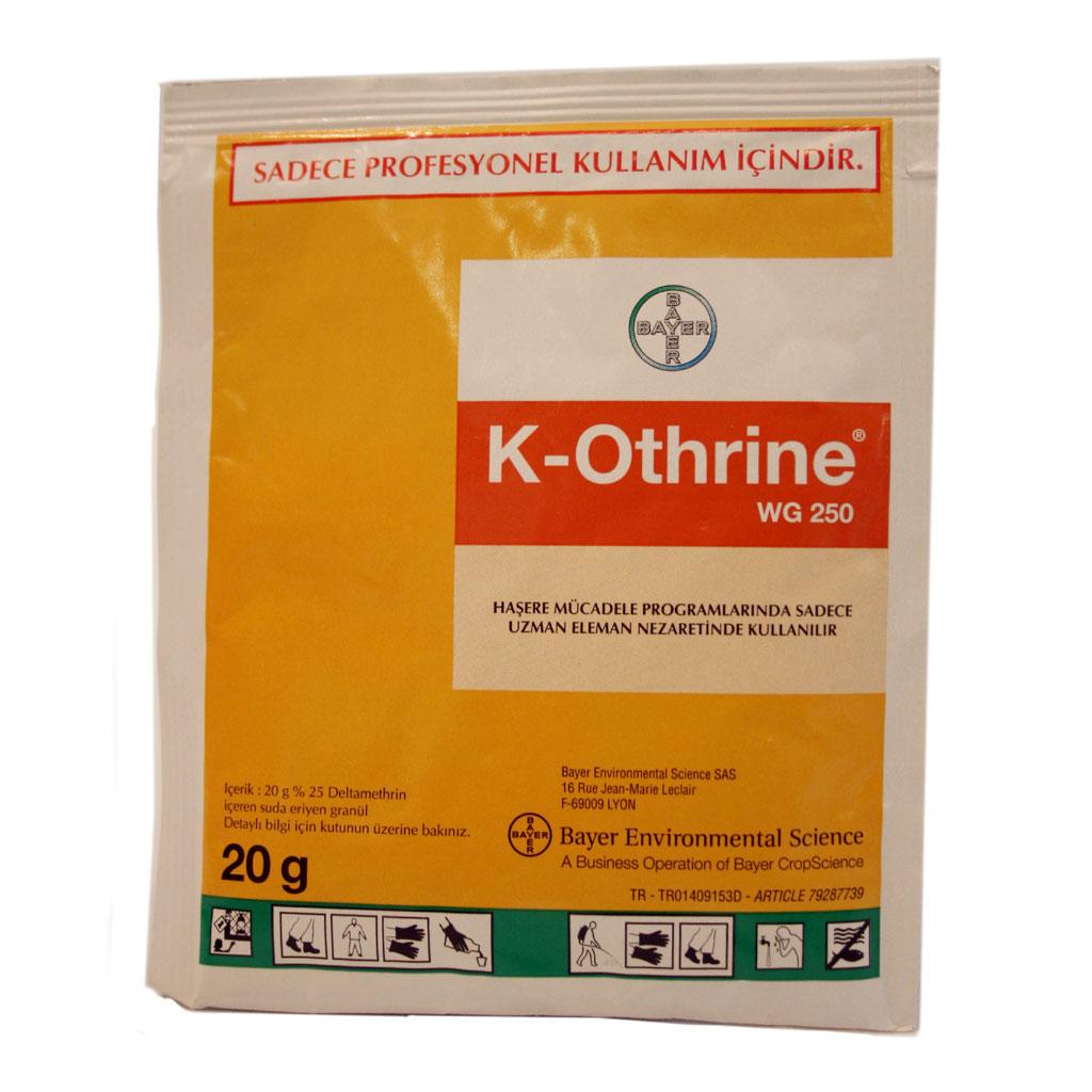 K-Othrine WG 250 20g imagine