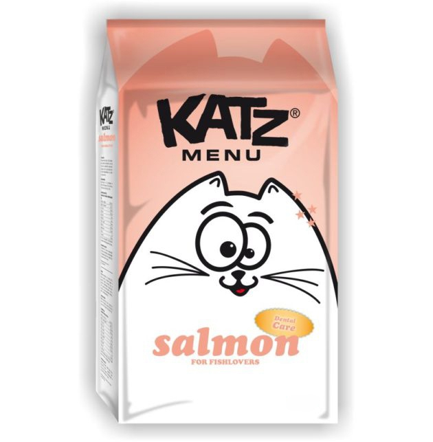KATZ Menu Salmon, 7.5 kg imagine
